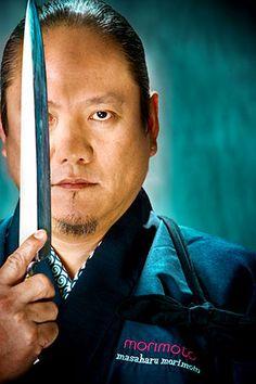 MC3Samantha's favorite celebrity chef: Masaharu Morimoto #masterchef... Who doesn't love Morimoto?!?