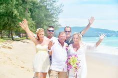 Phuket Wedding Phuket Wedding, Thailand Wedding, Destination Wedding, Beach Wedding Packages, Bridesmaid Dresses, Wedding Dresses, White Dress, Fashion, Bridesmade Dresses