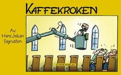 """Kaffekroken"" av Hans Johan Sagrusten Reading, Books, Livros, Book, Reading Books, Livres, Libros, Libri"