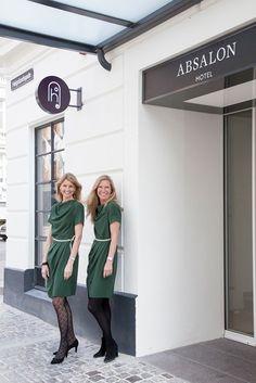 Karen Nedergaard and Karina Living design by KEA