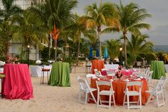 Have your ceremony and reception on the beaches of Montego Bay! #SecretsWIldOrchidStJames