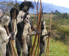 Baliem Festival Boys, Baliem Valley | Papua - Indonesia    By: Susi Quattro