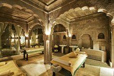 The spa treatments at #Raas in #Jodhpur #Rajasthan promise holistic treatment! A perfect #RareIndia #DelhiGetaway!   #Explore More: http://bit.ly/1qNsvKP