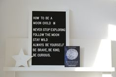 Two the moon: een Galaxy feestje voor Flynn Party Decoration, Stay Wild, Never Stop Exploring, Moon Child, Letter Board, Lettering, Children, Blog, Young Children