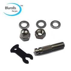 Ultimaker feeder knurled drive bolt kit feeding parts 304 stainless steel CNC