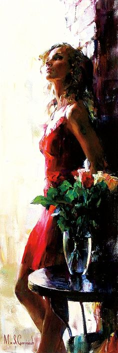 Enlighten 30x10 ~ Love this!  Michael and Inessa Garmash