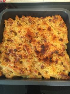 Party time! My homemade macaroni and cheese • it is so cheesy and yummy