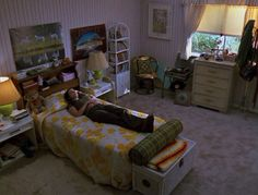 Teenage Bedrooms on Screen - Freaks and Geeks (Paul Feig, 2000)