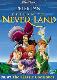 46 Best Peter Pan In Return To Neverland Images Peter Otoole