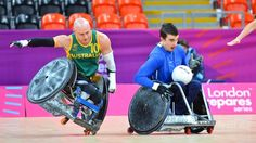 Oiling the big wheels that keep the Paralympics moving: Bladerunner techs and wheelchair wizards gear up