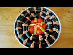 Fruit Salad, Pasta Salad, Salsa, Oatmeal, Food And Drink, Breakfast, Ethnic Recipes, Youtube, Crab Pasta Salad