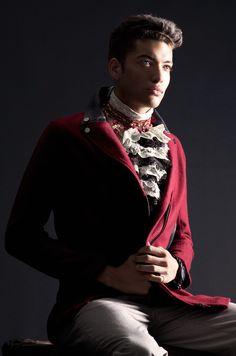 Male model Anthony White from New York Model Management by Sinem Yazici