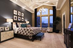 Toll Brothers - Sandhaven Master Suite - Cinco Ranch - Ironwood Estates - Katy, TX - Fort Bend County