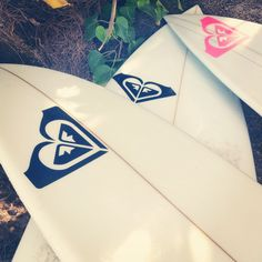 Roxy Surfboards