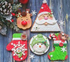 - cookie by Levi Christmas Cookie Jars, Xmas Cookies, Christmas Sweets, Cute Cookies, Magical Christmas, Christmas Cooking, Noel Christmas, Holiday Desserts, Cupcake Cookies