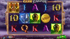 Vyberte si tu správnou cestu, po které budete kráčet a přivede vás k vytouženým výhrám. http://www.hraci-automaty.com/hry/automaty-cash-stampede #HraciAutomat #Automaty #Jackpot #Vyhra #cashstampede #hry