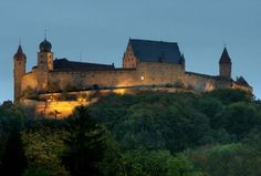 Veste Coburg - Germany. It is absolutely spectacular and has breathtaking views! LOVED visiting this beautiful castle :)