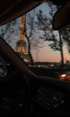 Oh , Paris . Great Tagged with city eiffel tower france lights love moment night paris romance sky sunset travel view vintage wanderlust Night Aesthetic, City Aesthetic, Travel Aesthetic, Places To Travel, Places To Visit, Dream City, Paris Travel, Aesthetic Pictures, Travel Photography