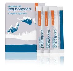 Complete Hydration delivers a blend of 6 electrolytes to support optimal hydration for proper muscle and cell function, and to replenish electrolytes lost during exercise. Antioxidant vitamin C helps fight free radicals created during exercise. D-ribose and carbohydrates support energy levels along with the Arbonne PhytoSport Blend of 3 botanicals to carry you beyond the finish line. Kristensnyder.arbonne.com