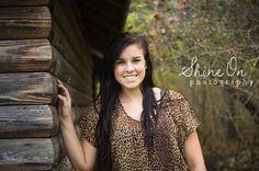 Senior- Shine On Photography