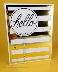 Narelle Fasulo - Independent Stampin' Up! Demonstrator - Tin of Cards Kit
