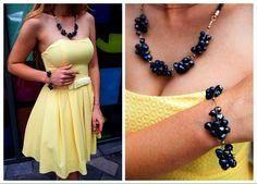 ETTE LOU Dress - stylizacja