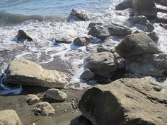 On the Rocks.... Our last beach visit of 2012? by CyprusPictures, via Flickr