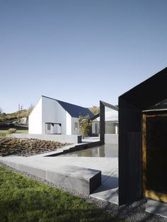 House at Goleen in Ireland by Níall McLaughlin Architects