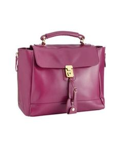 © SdP Accessorize  Sac bordeaux d'Accessorize