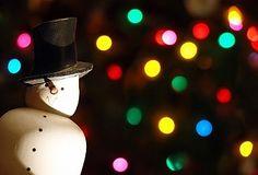 рождественские огни - Поиск в Google