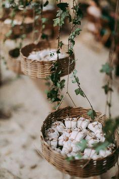 Casamento na praia - Lembrancinhas de casamento - Maya & Frederico - Foto: Studio 47