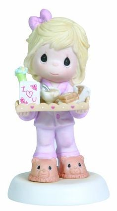 Precious Moments Girl Holding Tray 5-1/2-Inch Porcelain Figurine by Precious Moments, http://www.amazon.com/dp/B007GE8I5M/ref=cm_sw_r_pi_dp_utugsb00JZNMW