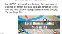 Best Local SEO For Small Business