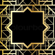 Image result for art deco borders