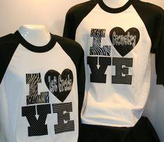 Teacher Shirts by Claire Lynn Designs--cute teacher gift idea