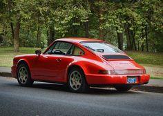 Porsche 964 Carrera 4 Guards Red