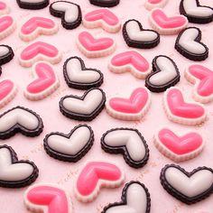 Lolita Hearts Cabochons | por Sophie & Toffee