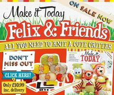 Felix and Friends Bookazines