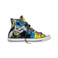 Converse All Star Hi Superman Athletic Shoe, Superman, at Journeys Shoes