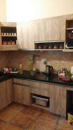 Charmant #modularkitchen Kitchen Modular, Smart Kitchen, Modern Kitchen Cabinets,  Kitchen Tiles
