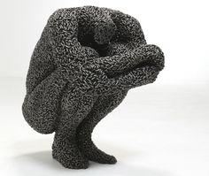 chain sculptures by seo young deok