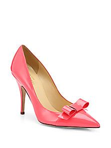 9b2798529d12 Kate Spade New York - Lilia Bow Pumps Luxury Shoes