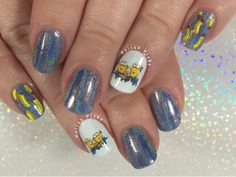 The Polish Plebe: Minion Decals - Lady Queen Beauty Review http://www.ladyqueen.com/11-styles-yellow-minions-cartoon-nail-art-water-transfers-sticker-decal-nails-wraps-stylish-for-uv-gel-polish-tips-ble1852-1862-na0761.html