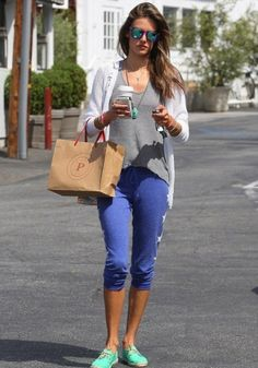 Alessandra Ambrosio Los Angeles May 2013