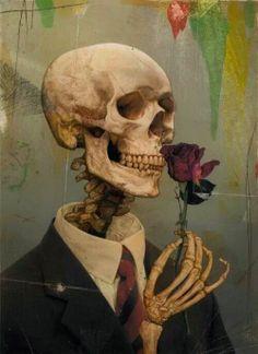 Hasta que la muerte nos separe.....