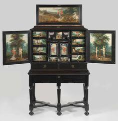 cabinet, anoniem, Frans Francken (II), , c. 1650