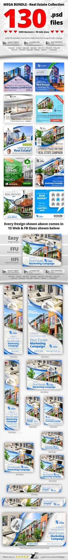 10 in 1 Real Estate Web & FB Banners - Mega Bundle 2 - Banners & Ads Web Elements Download here : https://graphicriver.net/item/10-in-1-real-estate-web-fb-banners-mega-bundle-2/19578503?s_rank=86&ref=Al-fatih