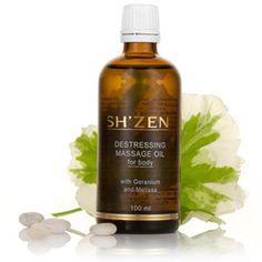 Destressing Massage Oil