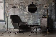 Don lounge chair - Dutchbone