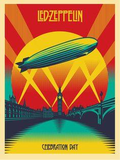 Led Zeppelin Celebration Day (2007)